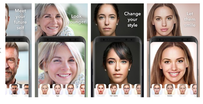 Kaspersky Beri Tips Keamanan FaceApp. (Foto: Screenshot Play Store)