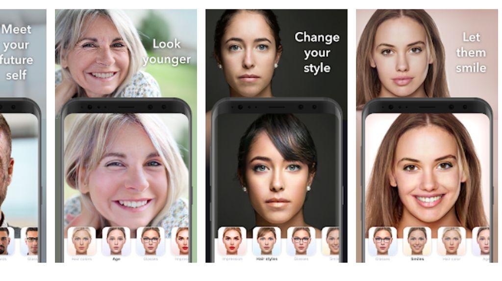 Mau Ikutan Bikin Wajah Lebih Tua ala FaceApp? Ini Caranya