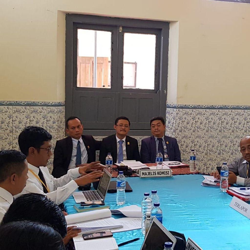 KPPU Periksa Saksi Kasus Tender Jalan Kediri di Lapas Madiun