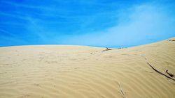 Inilah Gurun Sahara di NTT