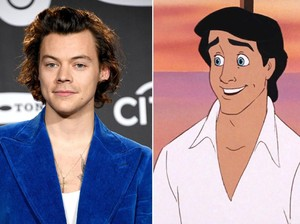 Harry Styles Kandidat Kuat Pemeran Pangeran Eric di The Little Mermaid