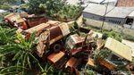 Penampakan Kuburan Truk Sampah Jakarta