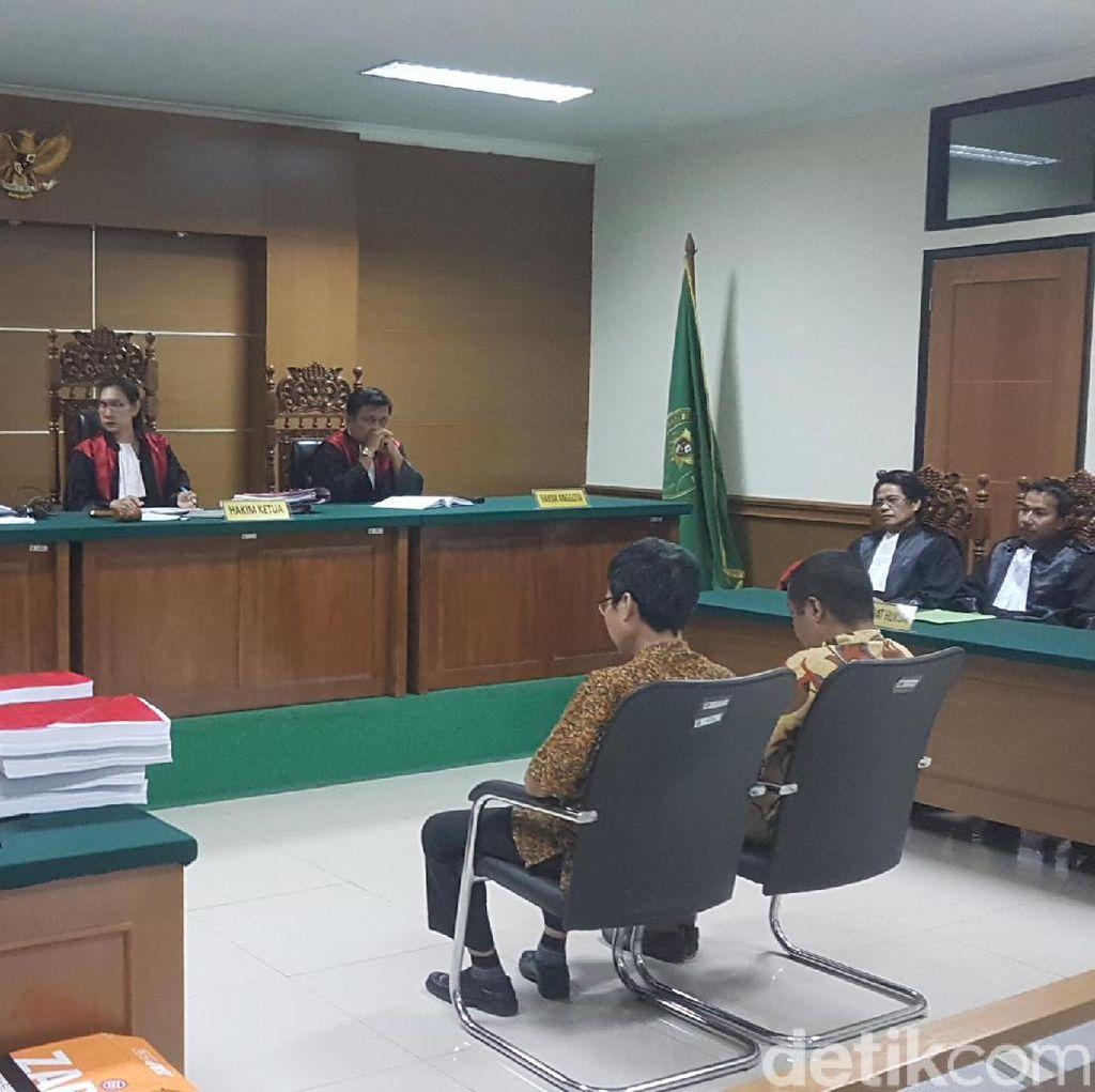 2 Terdakwa Korupsi Bapelkes KS Dituntut 10 dan 12 Tahun Penjara