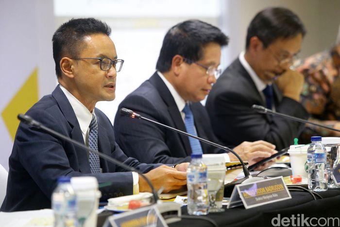 Laba bersih tetap tumbuh double digit, ini tak lepas dari peningkatan pendapatan bunga dan pengelolaan biaya operasional yang lebih baik, kata Hery dalam konferensi pers di Plaza Mandiri, Jakarta, Rabu (17/7/2019).