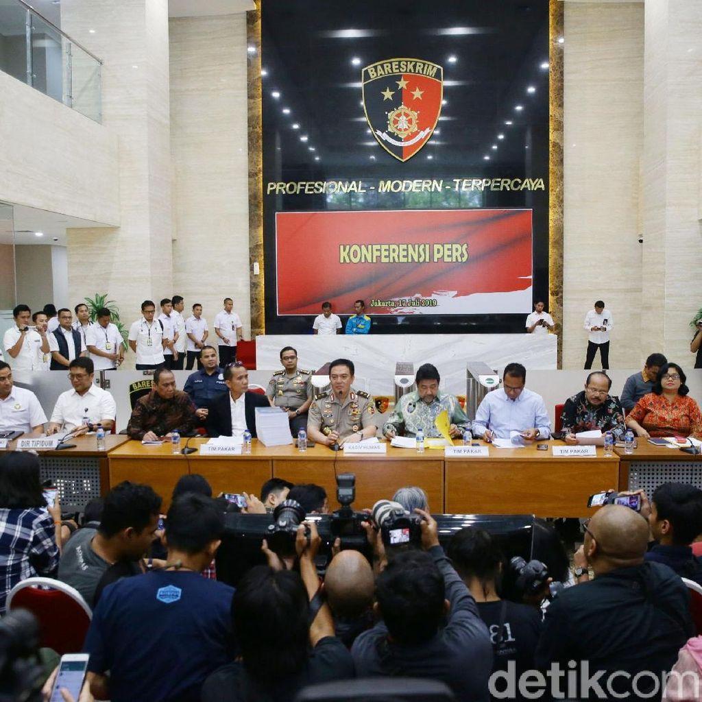 Alasan TPF Sebut Motif Balas Dendam: Pelaku Diduga Dipermalukan Novel