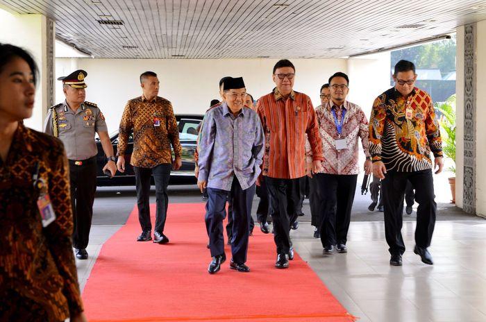 Acara pameran itu akan berlangsung di Jakarta Convention Center mulai Rabu (17–19 Juli 2019) mendatang. Foto: dok. Kemdagri