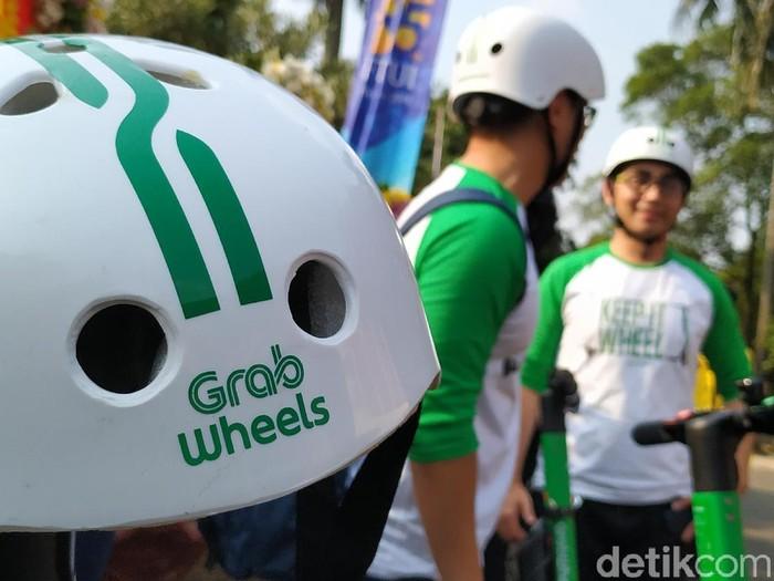 Seputar GrabWheels yang Penggunanya Tewas Ditabrak Mobil/Foto: Agus Tri Haryanto/detikINET