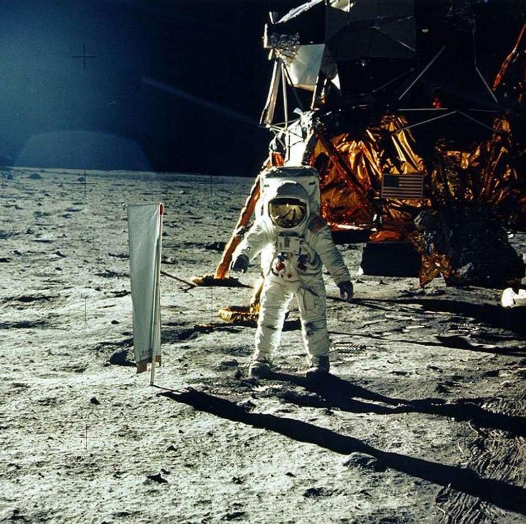 Kapsul Orion Beres, Manusia Bisa ke Bulan Lagi
