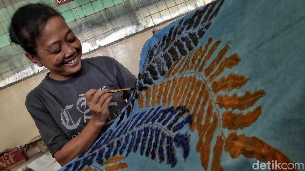Mengenal Batik Marunda di Pesisir Jakarta