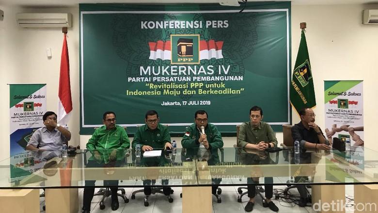 PPP Gelar Mukernas IV 19-20 Juli di Serang, Bahas Pemilu-Kursi Turun