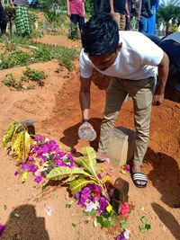 Istri Syahrain meninggal tepat empat hari sebelum mereka pergi bulan madu