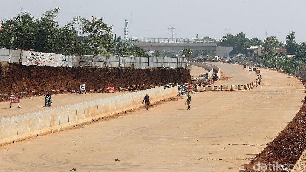 Jakarta Dikelilingi 110 Km Tol Baru di Akhir 2020