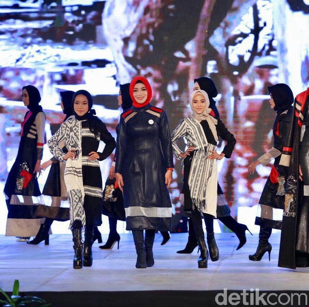 Unjuk Gigi Desainer Angkat Budaya Daerah Lewat Banyuwangi Fashion Festival
