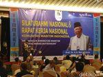 Rakernas Komunitas Maritim, Maruf Ingatkan Pidato Visi Indonesia Jokowi