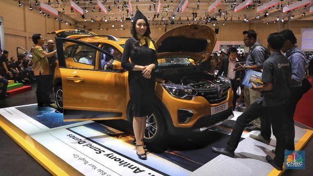 Wah, Serius Nih Harga Renault Triber Rp 90 Jutaan?