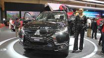 Mitsubishi Pajero Sport dan Xpander Versi Garang