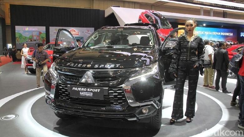PAJERO SPORT Rockford Fosgate Black Edition Foto: Mitsubishi