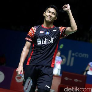 Unggulan Berguguran, Ini Hasil Babak 16 Besar Indonesia Open 2019