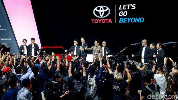 Suasana Toyota 2019