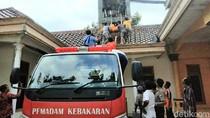 Seorang Pria di Tulungagung Tewas Tersetrum Saat Bersihkan Tower Air