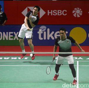 Lima Wakil Indonesia Lolos ke Perempatfinal Indonesia Open 2019