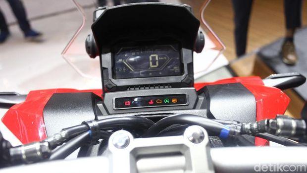 Layar digital Honda ADV 150