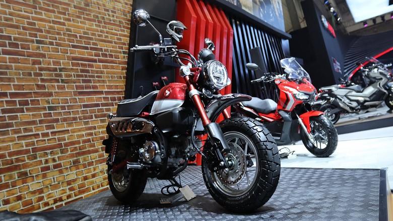 Honda Monkey. Foto: PT. Astra Honda Motor