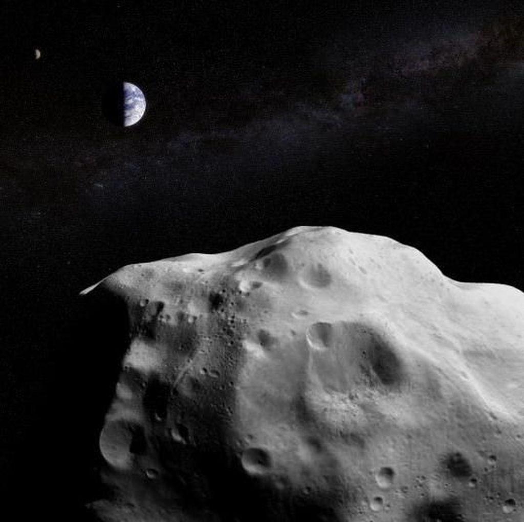 Apa Kabar Asteroid yang Diprediksi Hantam Bumi September Nanti?