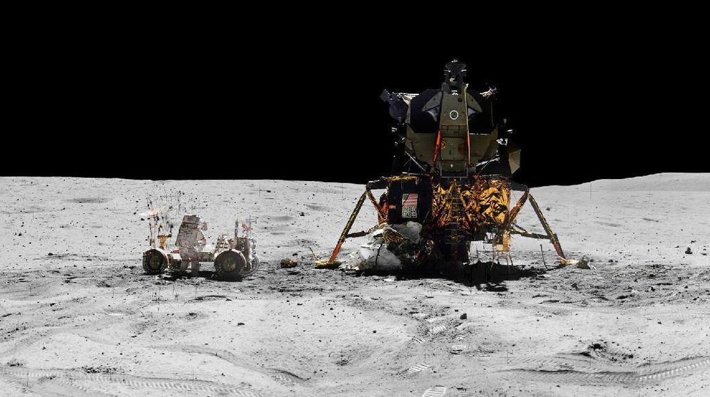 NASA Bayar Perusahaan US$ 1 untuk Ambil Ini dari Bulan
