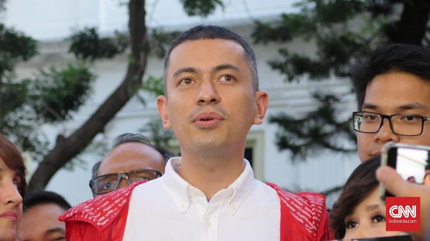 Wakil Ketua DPW PSI DKI Jakarta Rian Ernest.