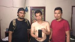 Pura-pura ke Toilet untuk Maling di Mal dan Masjid, Imran Ditangkap
