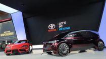 3 Mobil Baru dari Toyota