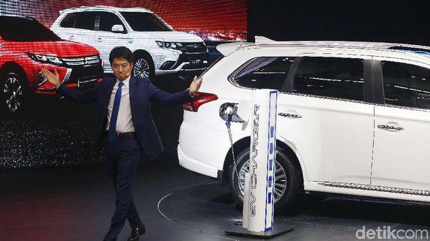 Mitsubishi Ingin Indonesia Lebih 'Hijau'