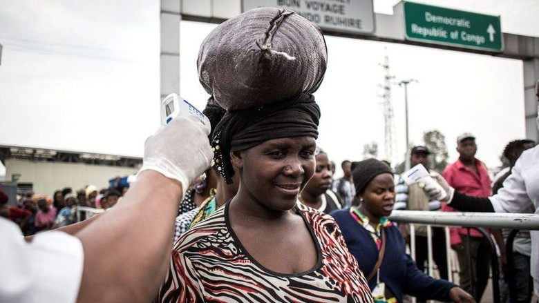 Ebola Tewaskan 1.600 Orang di Kongo, WHO Umumkan Darurat Kesehatan Global