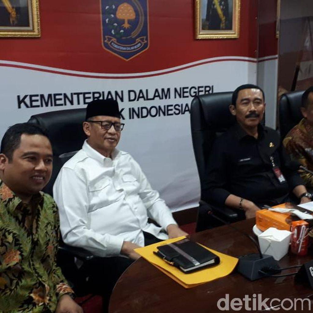 Wali Kota Tangerang Tiba di Kemendagri untuk Mediasi dengan Menkum HAM