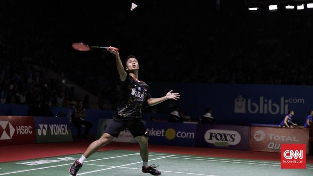 Anthony Ginting Japan Open 2019