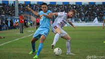 Gol Pertama Persela Bikin Bali United Kesulitan