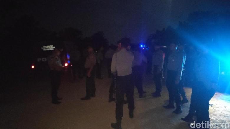 Sisir Lokasi Bentrok di Mesuji, Polisi Temukan Senjata Api Rakitan