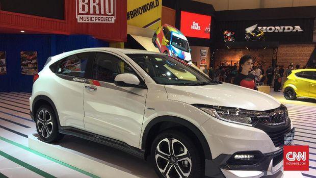 Honda HR-V Edisi Mugen.