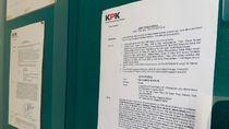 KPK Tempel Surat Panggilan Sjamsul Nursalim dan Itjih di KBRI Singapura