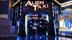 Dikejutkan Alien di Trans Studio Cibubur