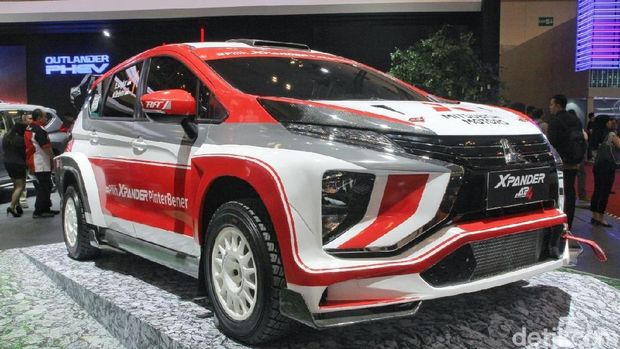 Mitsubishi Xpander AP4 Concept