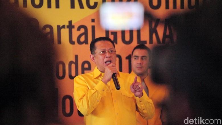 Wujudkan Golkar Jadi Rumah bagi Purnawirawan, Bamsoet Pakai Rumus ABG