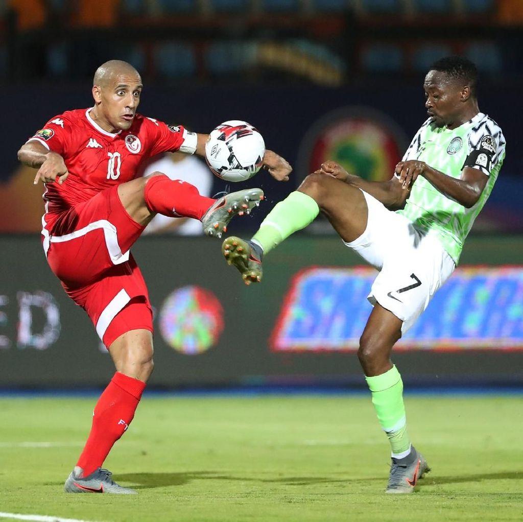 Gol Kilat Ighalo, Nigeria Sabet Peringkat Ketiga Piala Afrika