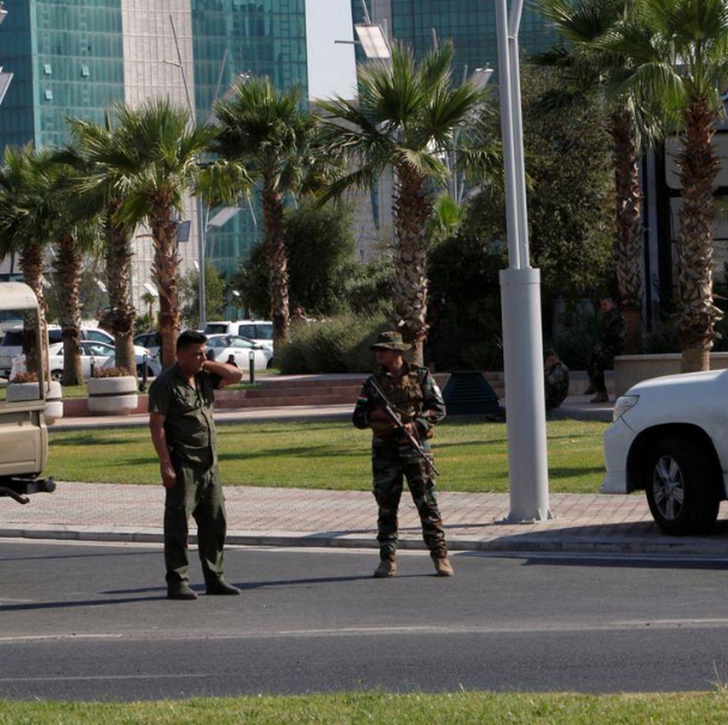 Diplomat Turki Tewas Tertembak di Restoran Irak