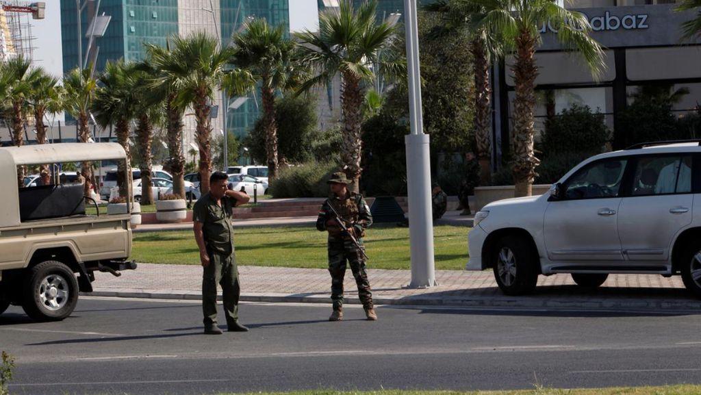 157 Orang Tewas Selama Sepekan Aksi Demo Antipemerintah di Irak