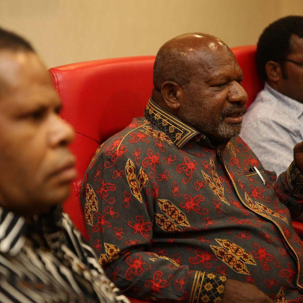 Bupati Nduga Minta Pemerintah Tarik Pasukan Non Organik TNI