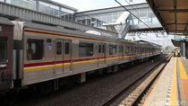 Ada Tawuran di Dekat Stasiun Manggarai, KRL Terganggu