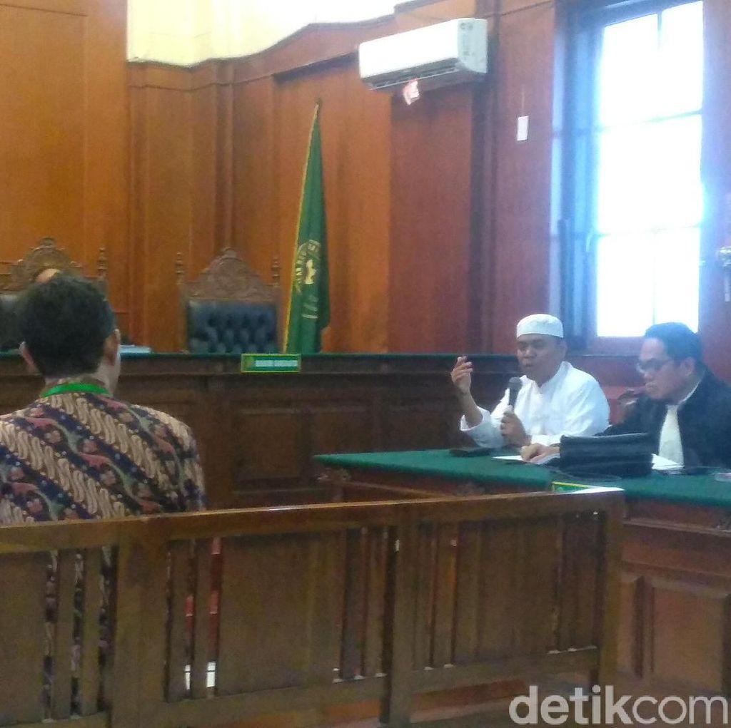 Keterangan 3 Saksi Ahli Kuatkan Dakwaan Terhadap Gus Nur