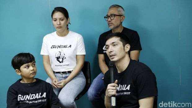 'Gundala' Versi Joko Anwar Lebih Kekinian